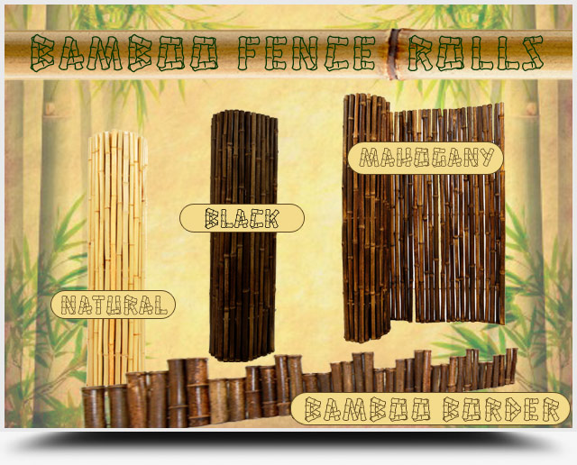 Bamboo Fence San Diego