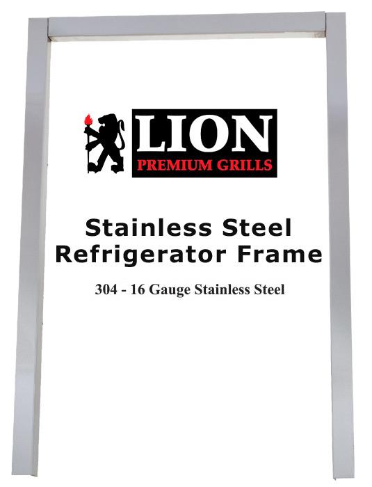 LION Refrigerator Door Frame
