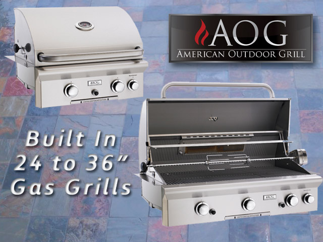 AOG Built In Grills San Diego