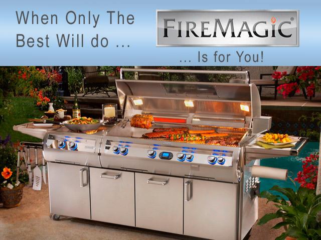 Fire Magic Grill San Diego