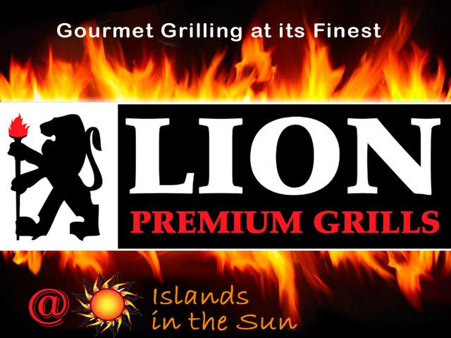 LION Grills Last Slide