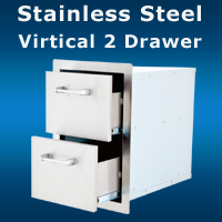 Stainless Steel Drawers San Diego