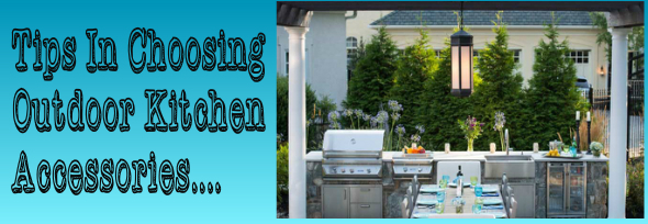 outdoor kitchen accessories diy outdoor kitchen accessories save time and trouble