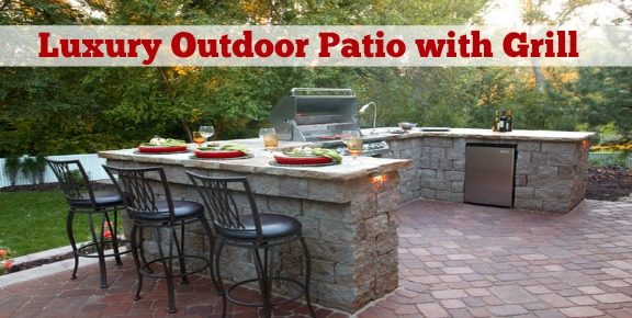 Luxury Outdoor Patio with Grill Archives BBQ Island San Diego