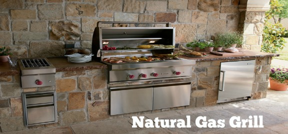 Natural Gas Bbq Grills Why Get A Natural Gas Grill