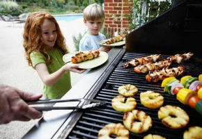 Tips For Grilling With Kids