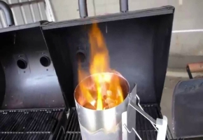 What Is a BBQ Chimney Starter