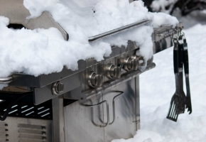 Winterizing Your Grill