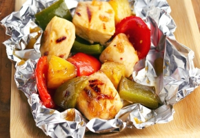 No Mess Grilling Recipes - Comfort Foods to Grill in Foil
