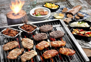 Winter Barbecue Recipes: Delicious Barbecue Dishes Perfect For The Cold Weather