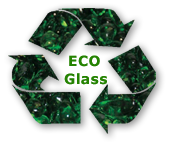 Eco Glass Fire Beads San Diego
