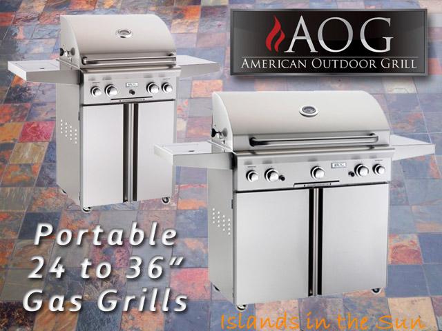 AOG Portable Gas Grills San Diego