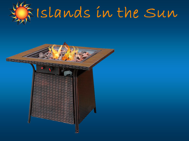 Inexpensive Fire Pit Table