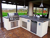 Bbq Island San Diego Custom Built Outdoor Kitchens