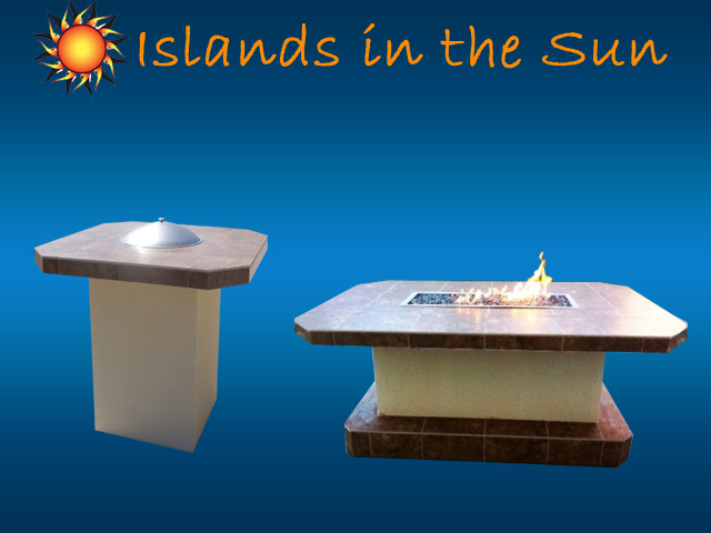 Islands in the Sun San Diego Fire Tables