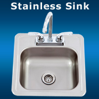 Stainless Steel Sink San Diego