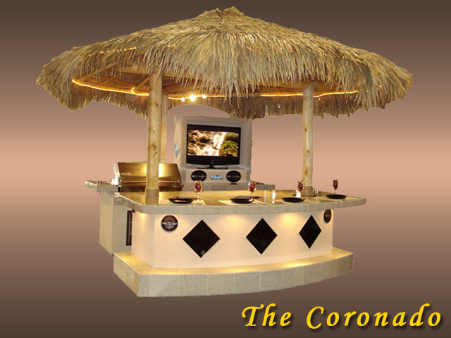 Coronado Outdoor Kitchen Entertainment Center