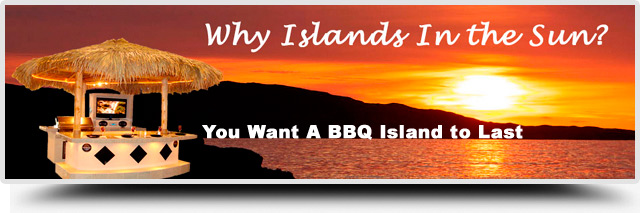 Best BBQ Island Frame
