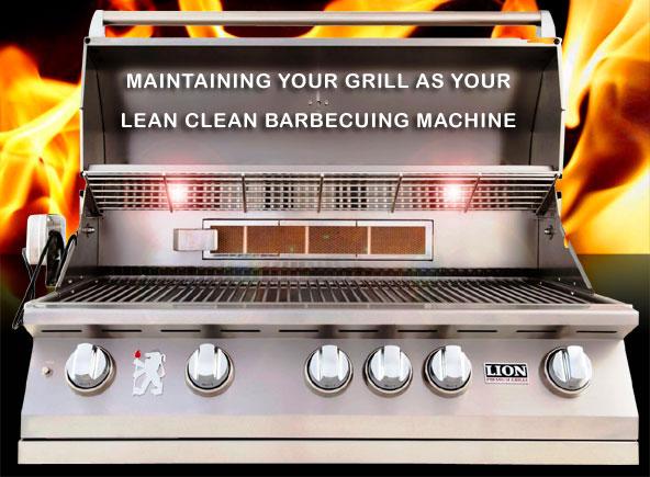 Grill Maintenance