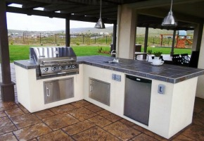 Outdoor Kitchen Designs - How to Choose