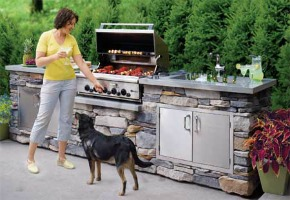 Outdoor Kitchen Islands - Do You Know the Right Type For You?