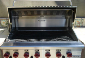 Outdoor Gas Grill Maintenance