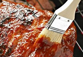 Royal Barbecued Pork Loin