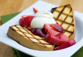 Keep the Grill Fired Up for Dessert