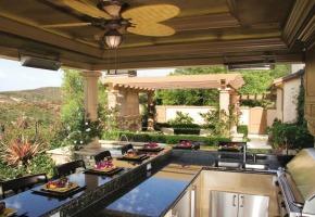 Designing The Best Outdoor Kitchen Countertop In San Diego