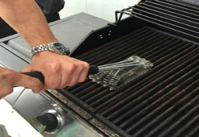 Are Wire Bristles The Proper Way To Clean Your Grill?