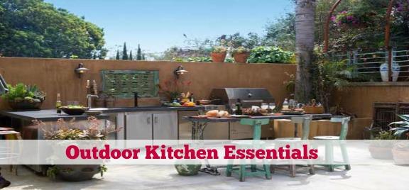 & Outdoor Kitchen Essentials Is A Must In San Diego NOw