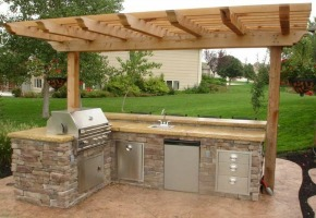 Outdoor Kitchen Landscape Design - Making the Most of Outdoor Entertaining