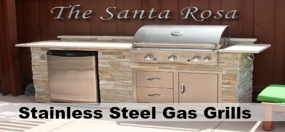 Tips For Restoring Discolored Stainless Steel Gas Grills