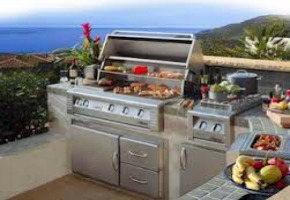 Natural Gas BBQ Grills - Why Get a Natural Gas Grill