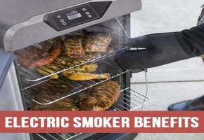 A Masterbuilt Electric Smoker Offers Some Special Advantages